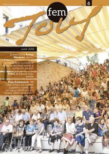 Revista Fem Tous - Juliol 2018