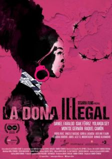 "Cartell ""La dona il·legal"""